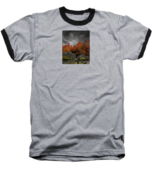 4004 Baseball T-Shirt by Peter Holme III