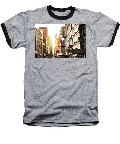 401 Broadway Baseball T-Shirt
