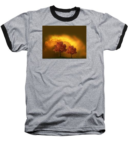 4015 Baseball T-Shirt by Peter Holme III
