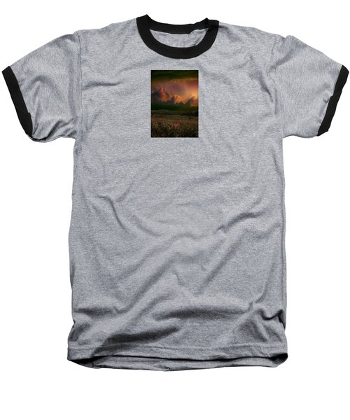 4045 Baseball T-Shirt by Peter Holme III