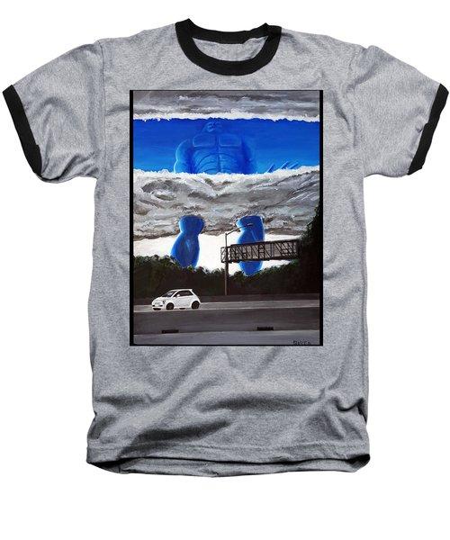 405 N. At Roscoe Baseball T-Shirt by Chris Benice