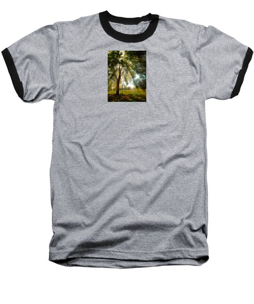 4095 Baseball T-Shirt by Peter Holme III
