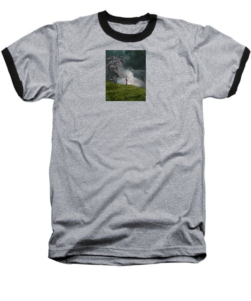 4166 Baseball T-Shirt by Peter Holme III