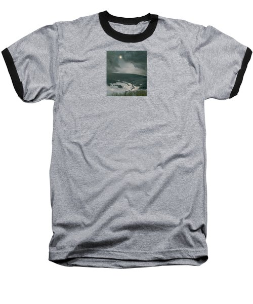 Baseball T-Shirt featuring the photograph 4364 by Peter Holme III