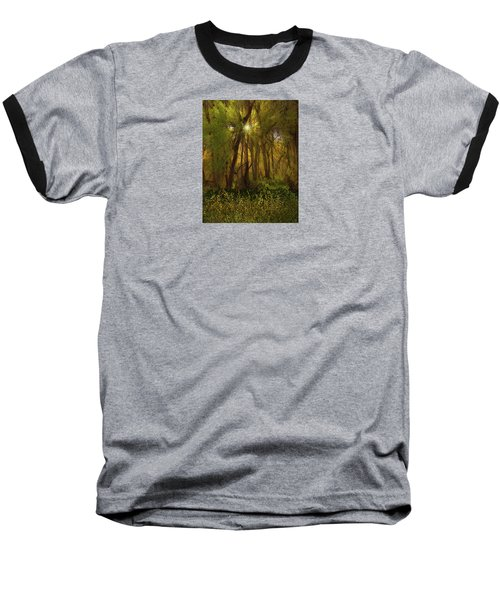 Baseball T-Shirt featuring the photograph 4368 by Peter Holme III