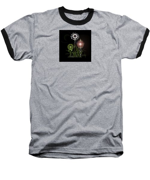 Baseball T-Shirt featuring the photograph 4369 by Peter Holme III