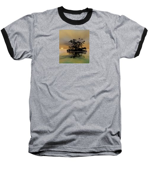 Baseball T-Shirt featuring the photograph 4374 by Peter Holme III