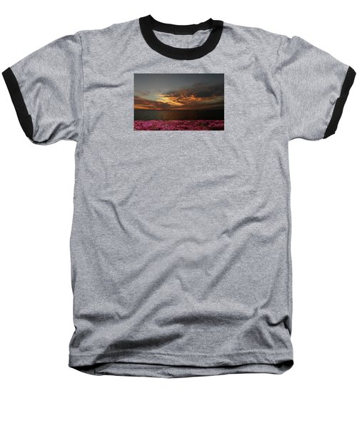 Baseball T-Shirt featuring the photograph 4380 by Peter Holme III