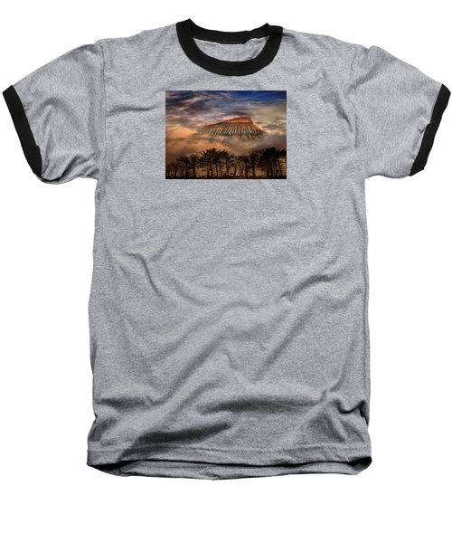 Baseball T-Shirt featuring the photograph 4381 by Peter Holme III