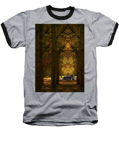 Baseball T-Shirt featuring the photograph 4390 by Peter Holme III