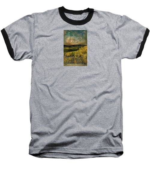 Baseball T-Shirt featuring the photograph 4394 by Peter Holme III