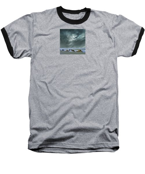 Baseball T-Shirt featuring the photograph 4399 by Peter Holme III