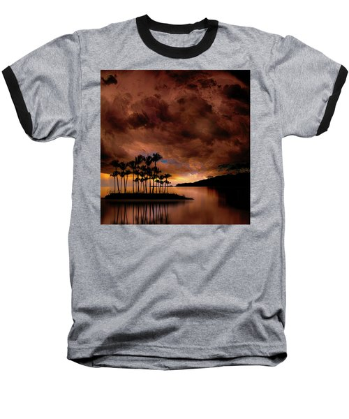 Baseball T-Shirt featuring the photograph 4401 by Peter Holme III