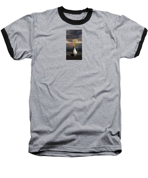 Baseball T-Shirt featuring the photograph 4416 by Peter Holme III