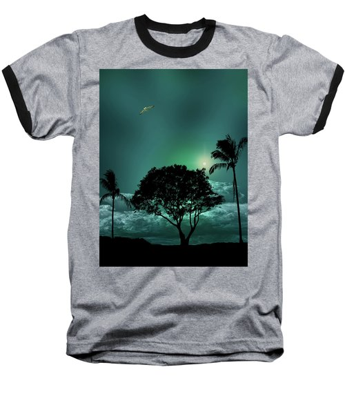 Baseball T-Shirt featuring the photograph 4420 by Peter Holme III