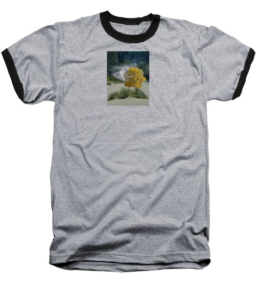 Baseball T-Shirt featuring the photograph 4422 by Peter Holme III