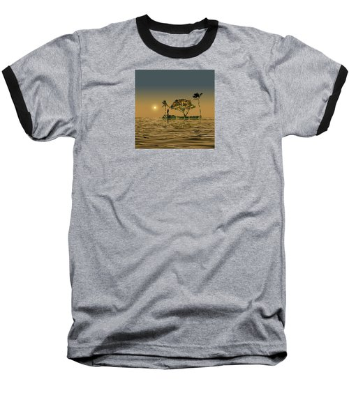 Baseball T-Shirt featuring the photograph 4423 by Peter Holme III