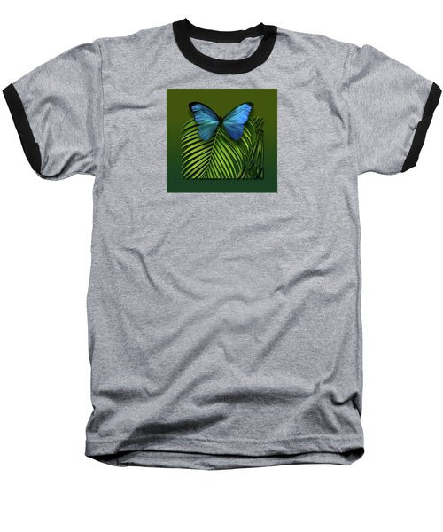 Baseball T-Shirt featuring the photograph 4426 by Peter Holme III