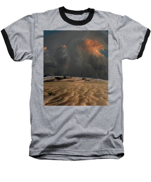 Baseball T-Shirt featuring the photograph 4450 by Peter Holme III