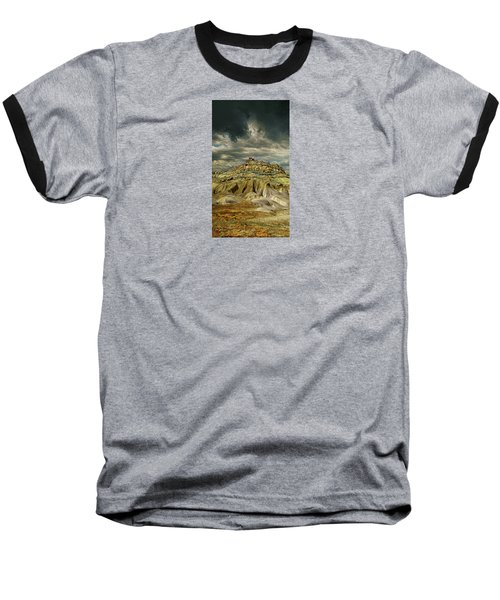 Baseball T-Shirt featuring the photograph 4453 by Peter Holme III