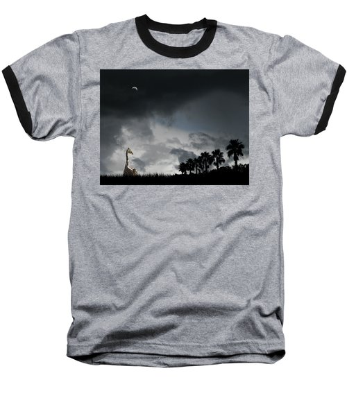 Baseball T-Shirt featuring the photograph 4458 by Peter Holme III