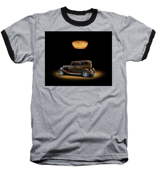 Baseball T-Shirt featuring the photograph 4467 by Peter Holme III
