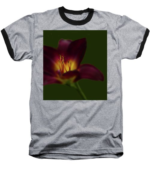 Baseball T-Shirt featuring the photograph 4479 by Peter Holme III