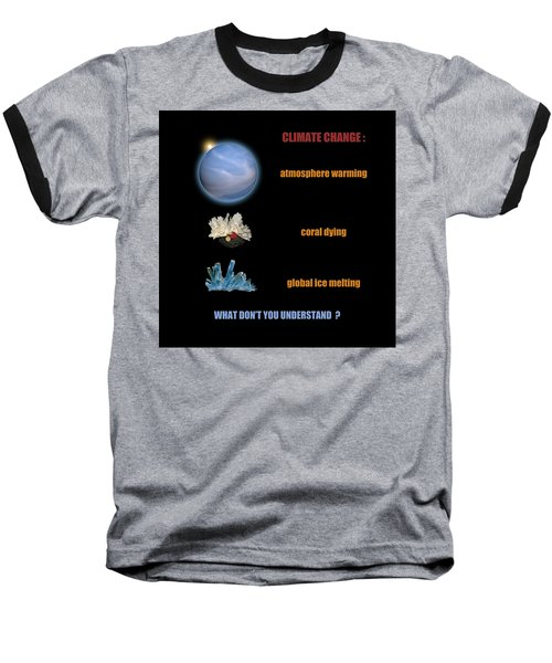 Baseball T-Shirt featuring the photograph 4483 by Peter Holme III