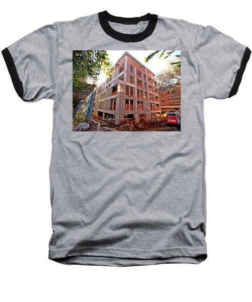 455 W 20th 1 Baseball T-Shirt