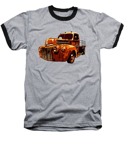 46 Ford Flatbed Redux From The Laboratories At Vivachas Baseball T-Shirt