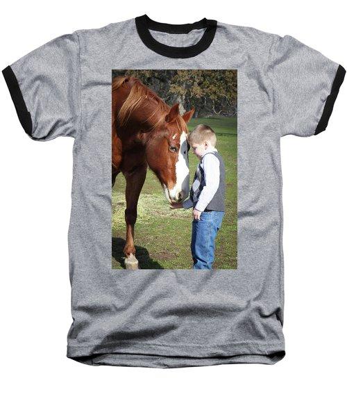 47 Baseball T-Shirt by Diane Bohna