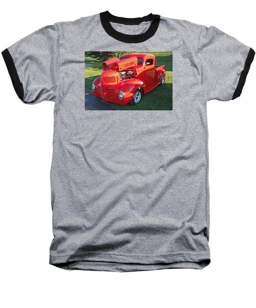 '47 Dodge Pickup Baseball T-Shirt