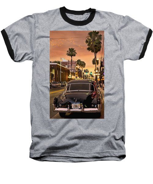 48 Cadi Baseball T-Shirt by Steven Sparks