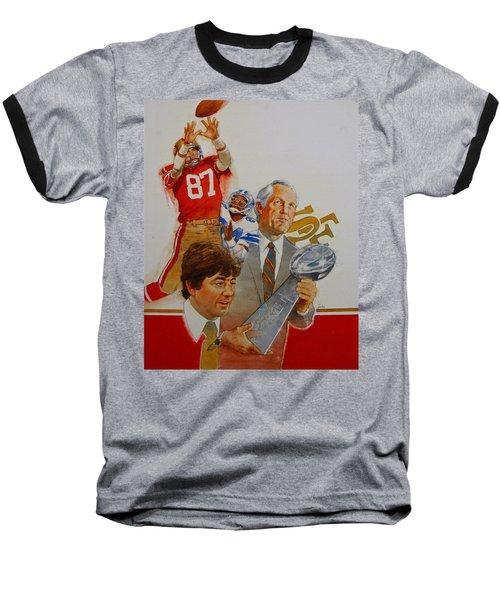 49rs Media Guide Cover 1982 Baseball T-Shirt