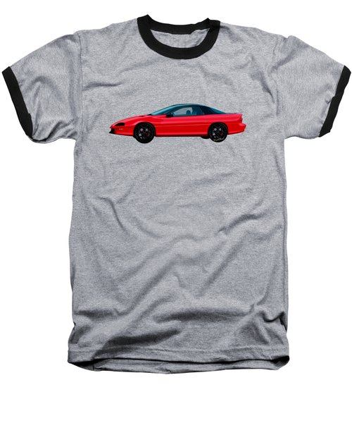 4th Generation Z28 Camaro Baseball T-Shirt