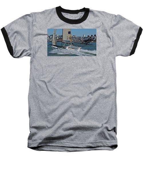 18 Skiff International Baseball T-Shirt