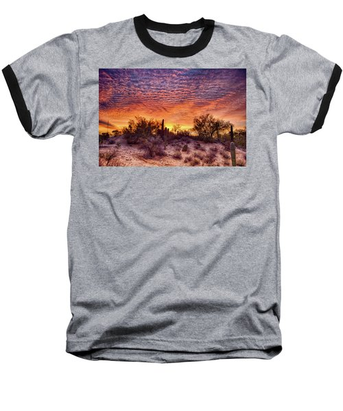 Arizona Sunrise Baseball T-Shirt