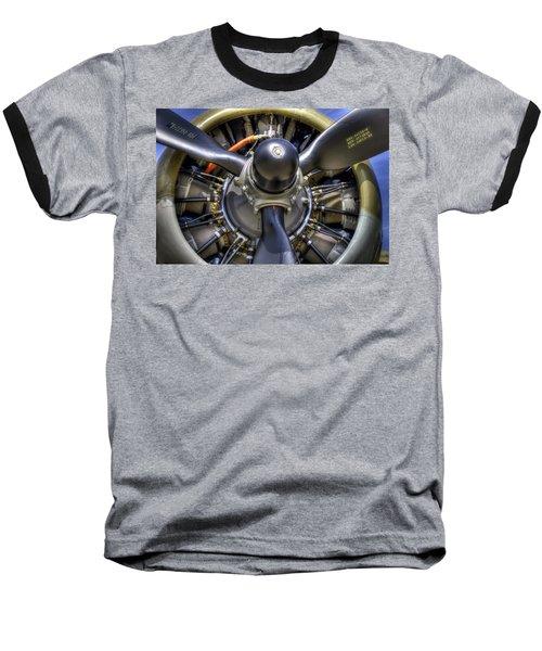 B-17 Baseball T-Shirt