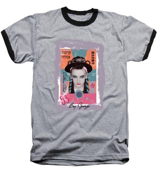 Boy George  Baseball T-Shirt