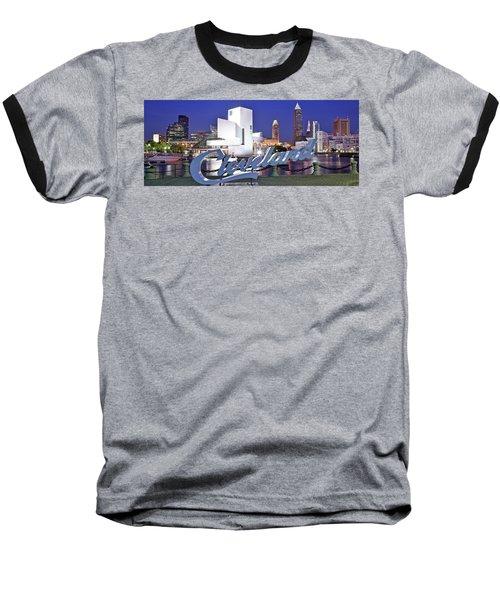 Cleveland Ohio Baseball T-Shirt