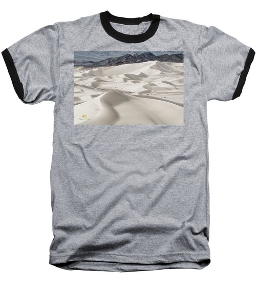 Baseball T-Shirt featuring the photograph Dumont Dunes 5 by Jim Thompson