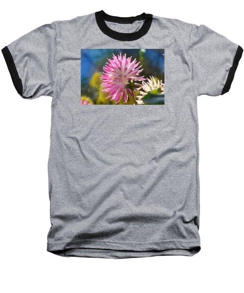 Baseball T-Shirt featuring the photograph Flower Edition by Bernd Hau