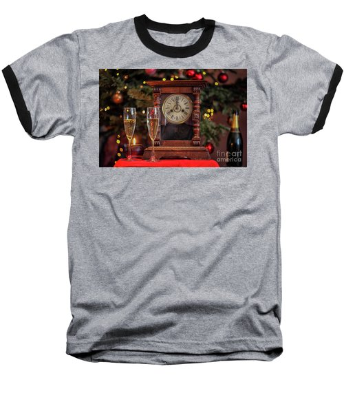 Happy New Year Baseball T-Shirt