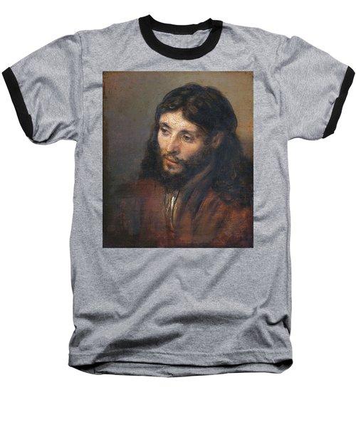 Head Of Christ Baseball T-Shirt