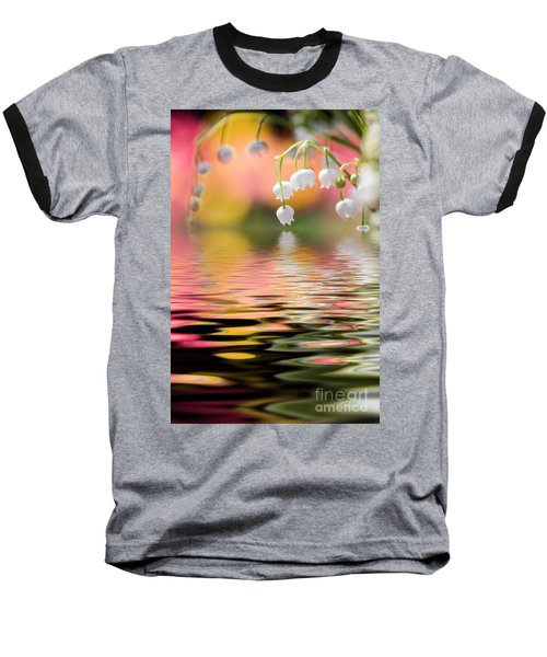 Lily Of The Valley Baseball T-Shirt