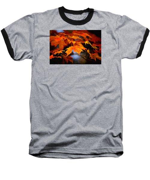 Maple Leaves Baseball T-Shirt