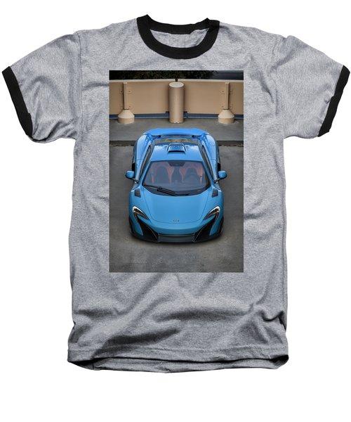 #mclaren #675lt #print Baseball T-Shirt