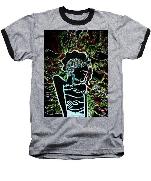 Pieta Baseball T-Shirt