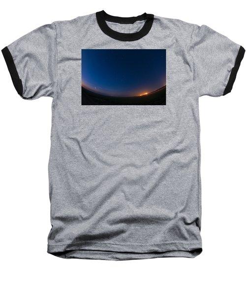 5 Planet Alignment 2016 Baseball T-Shirt