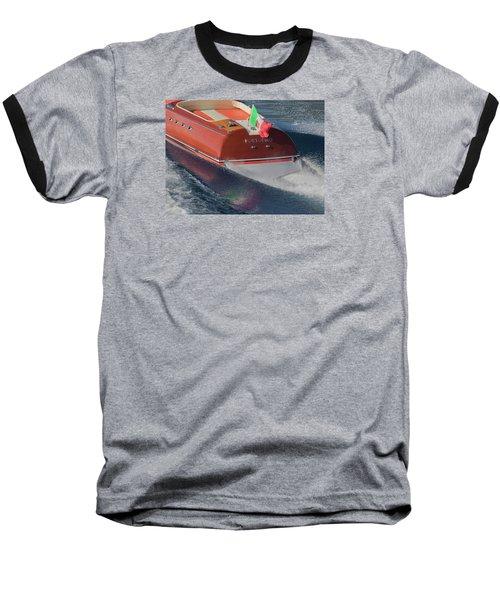 Riva Portofino Baseball T-Shirt